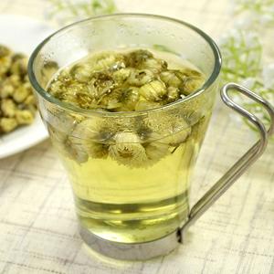 食用菊のお茶
